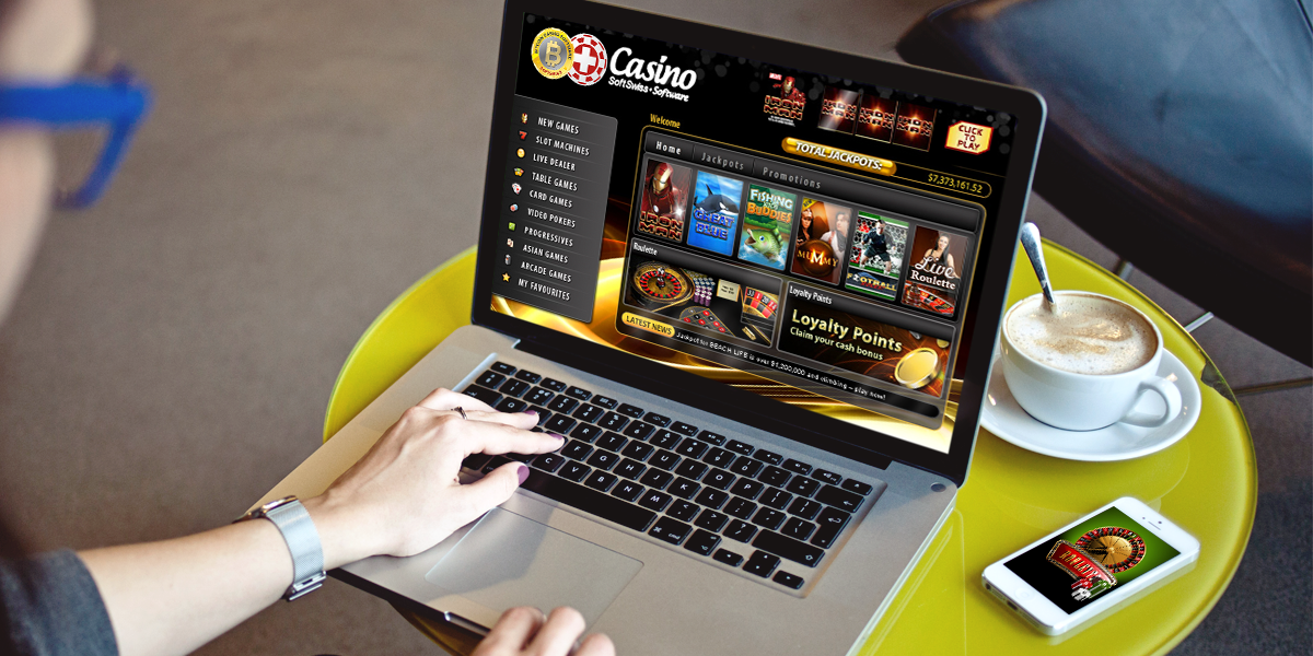 Internet Casinos – The Thrill of Gambling in your own home