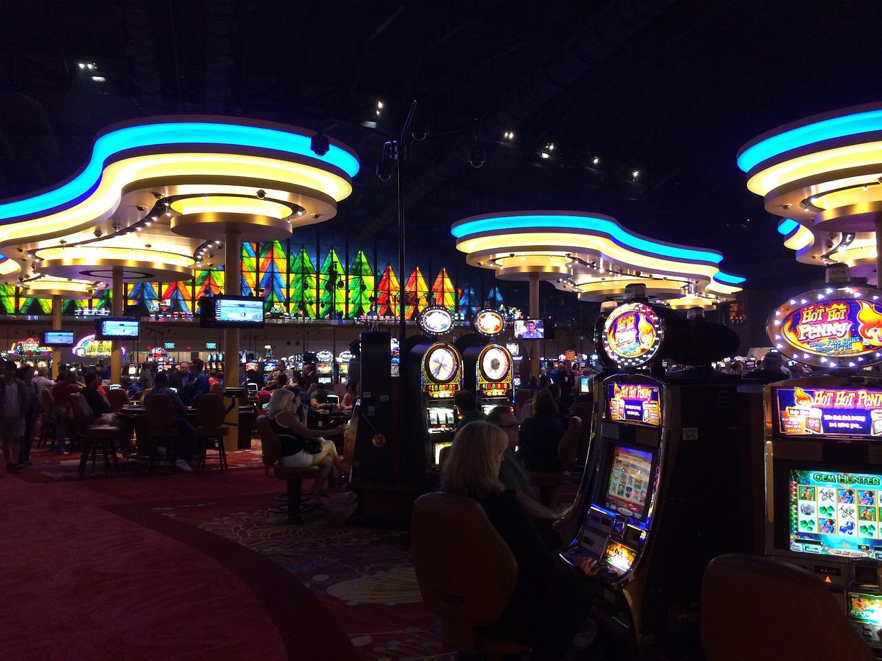 Information about Online Slot Machine Games
