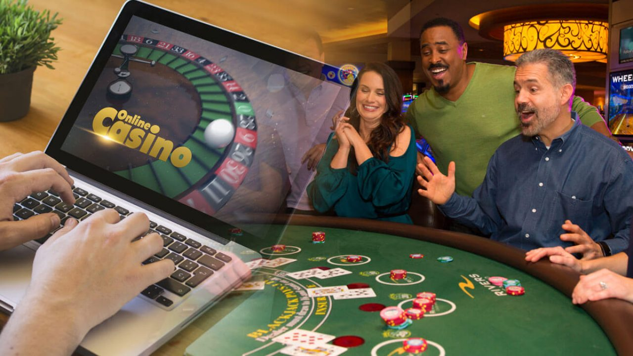 The Advantage of internet Casinos for your Land-Based Casino