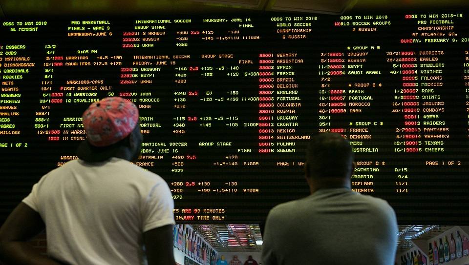 So How Exactly Does Sports Betting Work