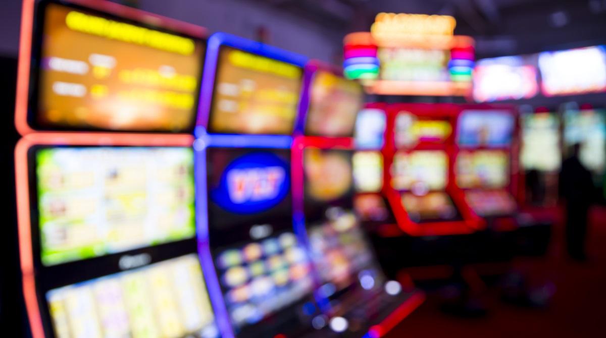 Slots At Internet Casinos